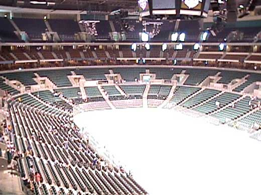 Pictures Of The Office Depot Center Former National Car Rental