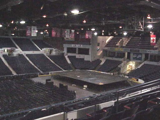 Pictures Of The Blue Cross Arena At The War Memorial In