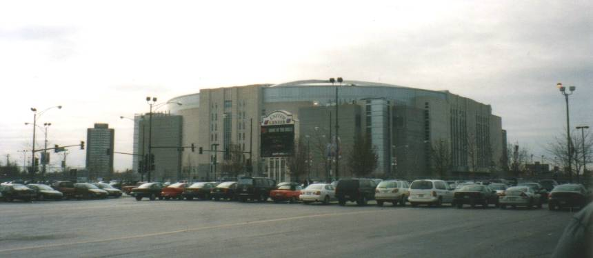 United Center Outside