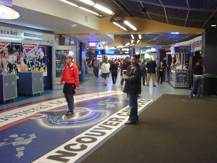 Pictures Of The General Motors Place In Vancouver